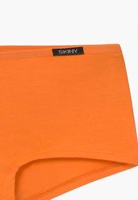 Skiny - GIRLS 2 PACK - Kalhotky - orange/white - 4