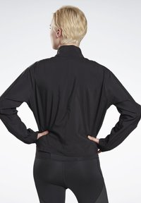 Reebok - RUNNING ESSENTIALS - Training jacket - black - 2