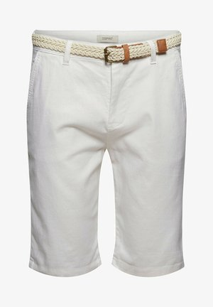 FASHION  - Shorts - white