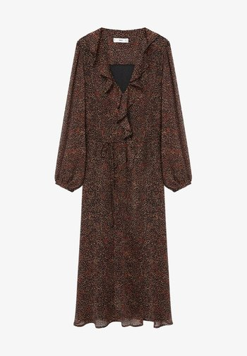CANDY - Robe d'été - rot