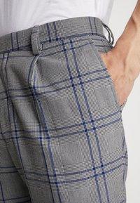 FoR - TROUSER - Kalhoty - grey - 3