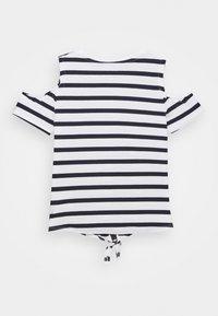 Lemon Beret - TEEN GIRLS - Print T-shirt - optical white - 1