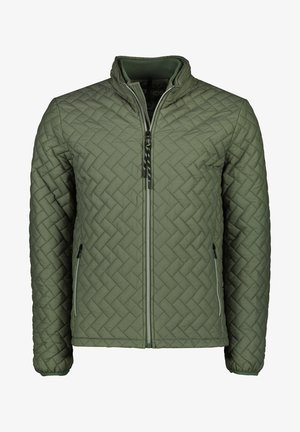 Winter jacket - reed green