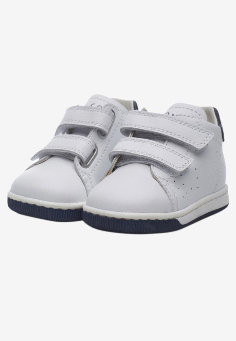Acheter le plus récent Meilleurs prix Naturino FALCOTTO ADAM VL Chaussures premiers pas white IvQE3