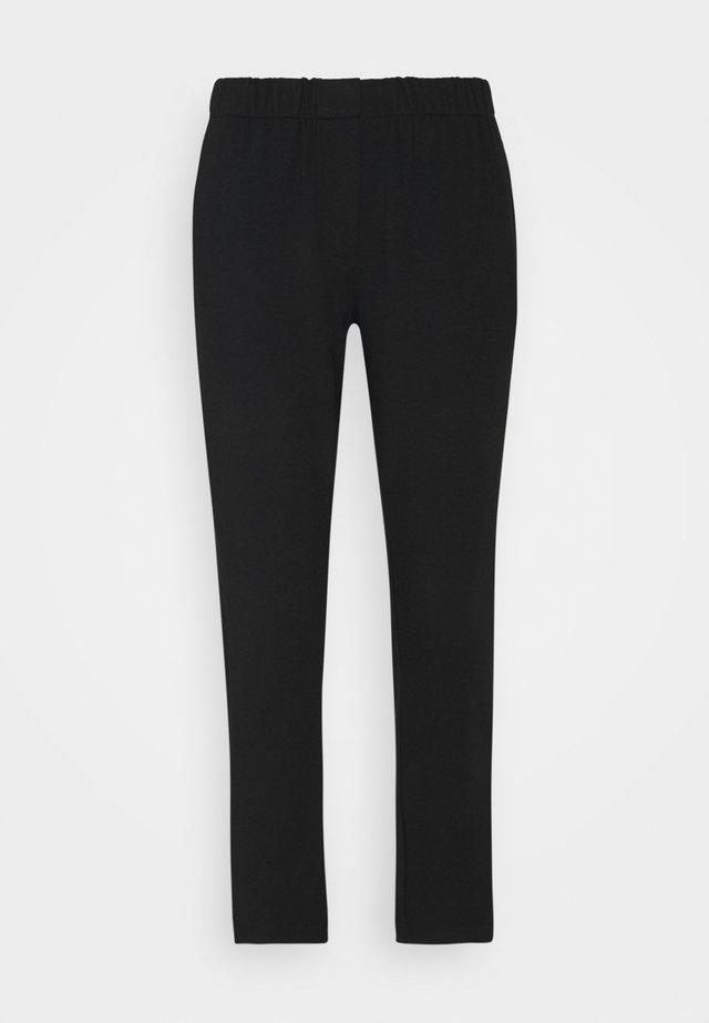 PANT CLASSIC - Kalhoty - black
