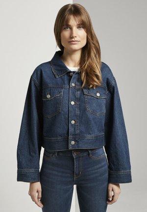 Denim jacket - dark-blue denim