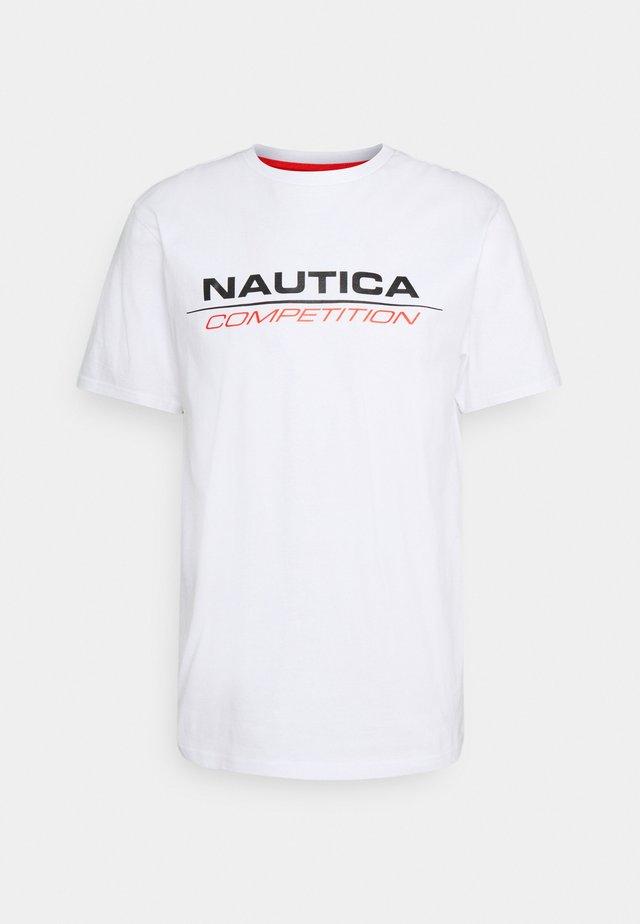 VANG - T-shirts print - white