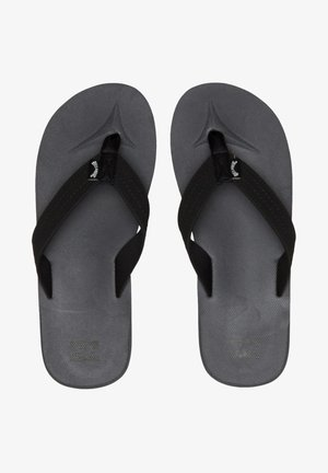 ALL DAY CASUAL  - T-bar sandals - char