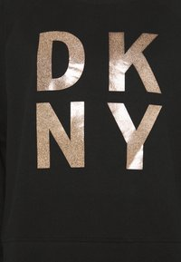 DKNY - STACKED LOGO  - Sweatshirt - black - 5