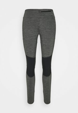 WOMENS SCOPI  - Legging - phantom black