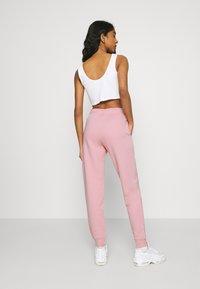 Nike Sportswear - PANT - Pantalon de survêtement - pink glaze/white - 2