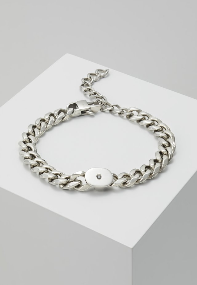 DIAMOND BRACELET - Bracelet - silver-coloured
