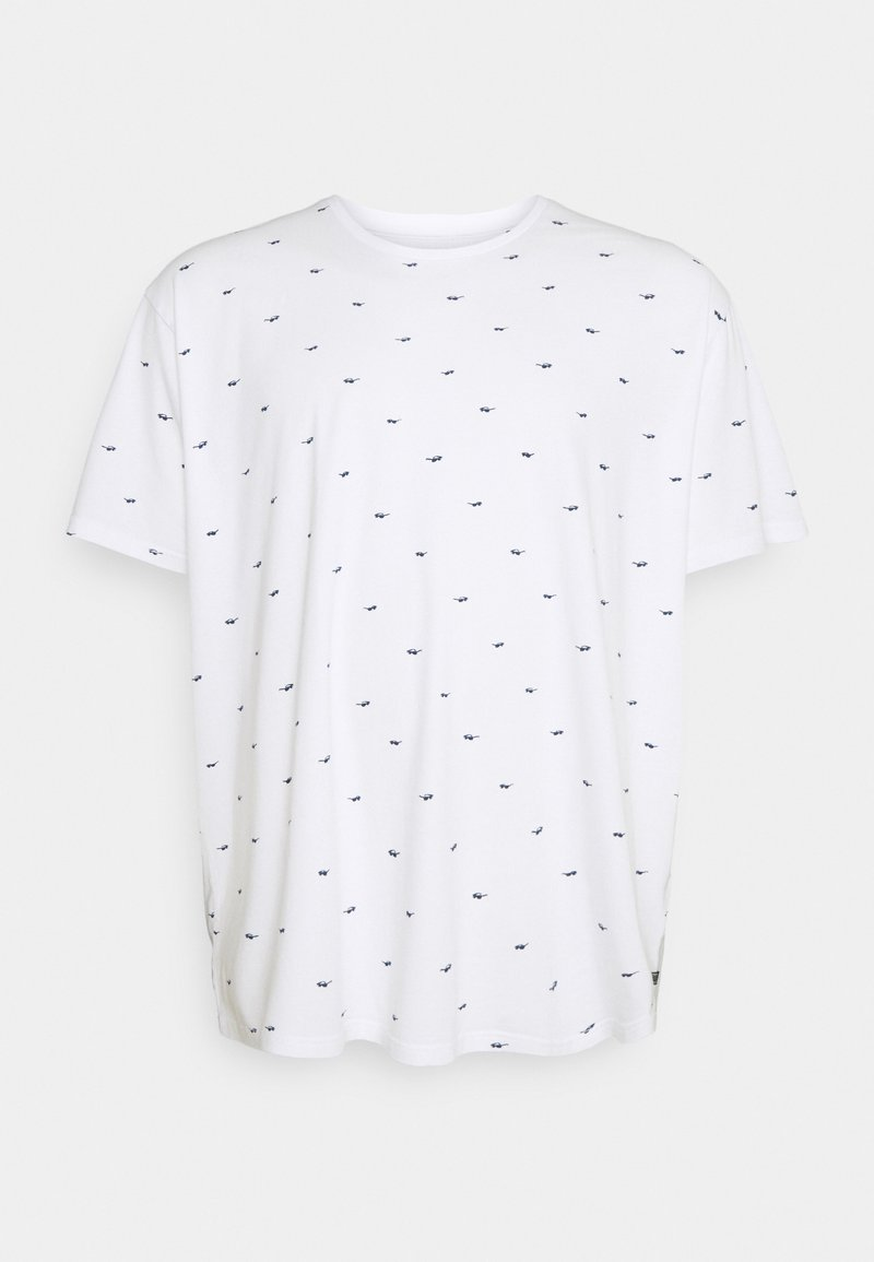 Petrol Industries - Print T-shirt - white