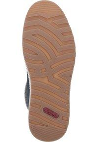 Rieker - Lace-up ankle boots - pazifik/granit/polvere - 3