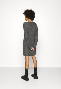 Anna Field - Jumper dress - dark grey melange - 2