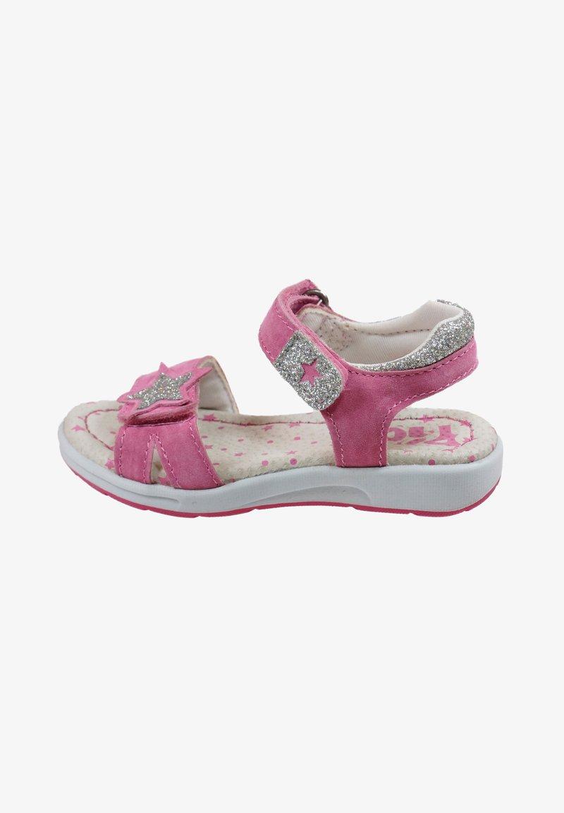 Pio - Walking sandals - pink