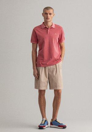 Polo shirt - burgund (76)