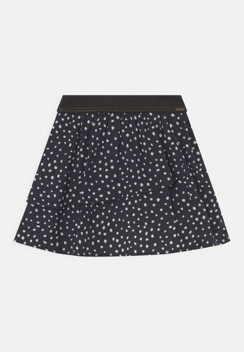 Mini skirt - navy
