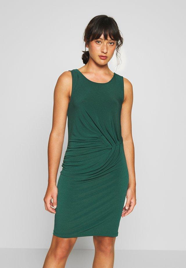 SLFTANJA TELLER DRESS - Vestido de tubo - ponderosa pine