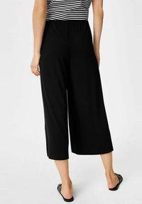 C&A - Trousers - black - 2