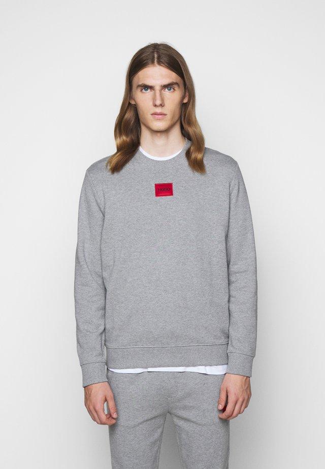 DIRAGOL - Sweatshirt - silver