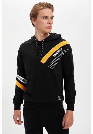 Hættetrøjer - black