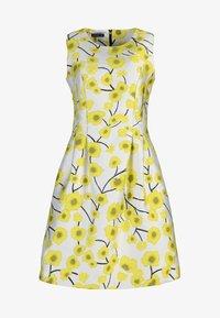 Apart - Robe d'été - cream yellow - 4