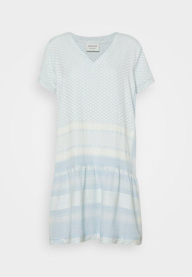 DRESS - Denní šaty - ballad/blue whisper