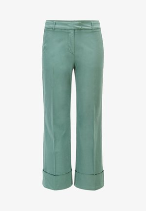 TAROMA - Trousers - light green