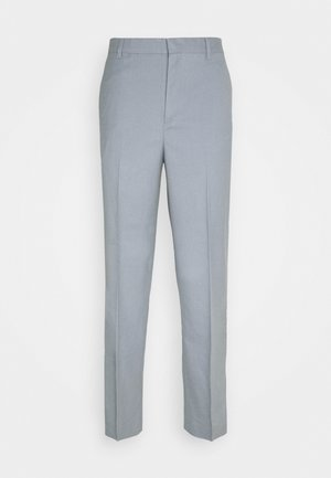 ABRAHAM SUIT TROUSERS - Trousers - blue