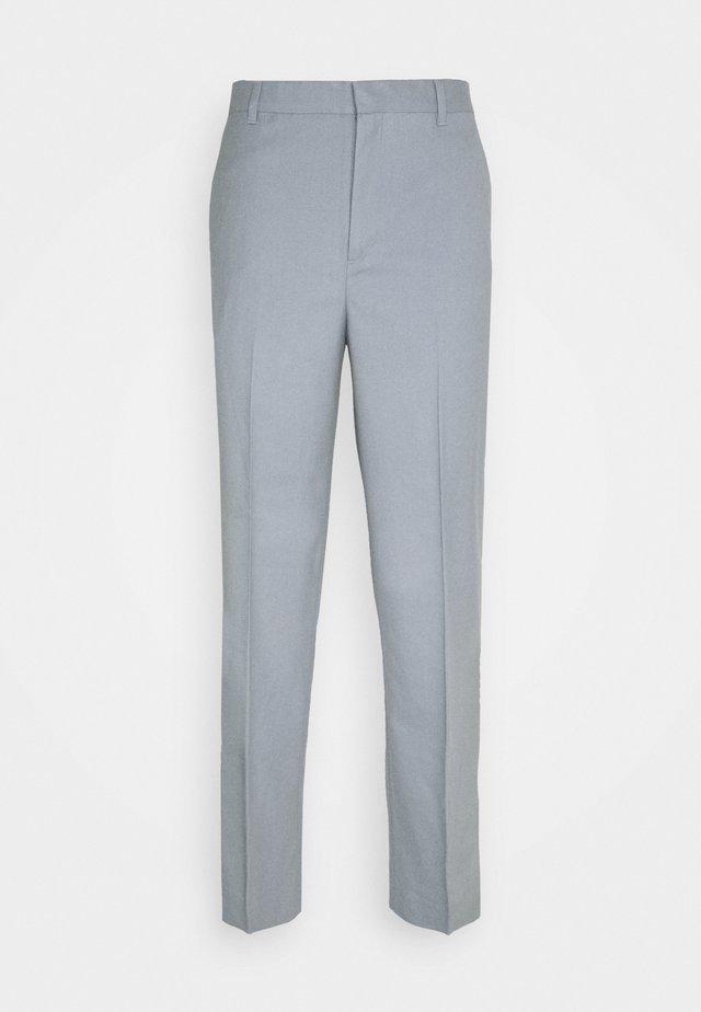ABRAHAM SUIT TROUSERS - Trousers - blue