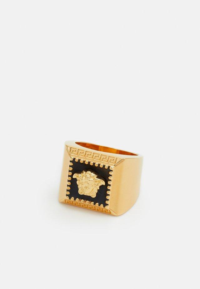 UNISEX - Ringar - nero/oro caldo