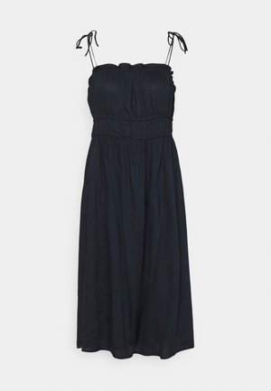 VMHELYN STRAP DRESS - Day dress - navy blazer