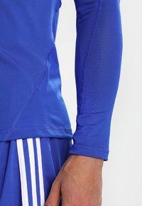 adidas Performance - Camiseta de deporte - boblue - 4