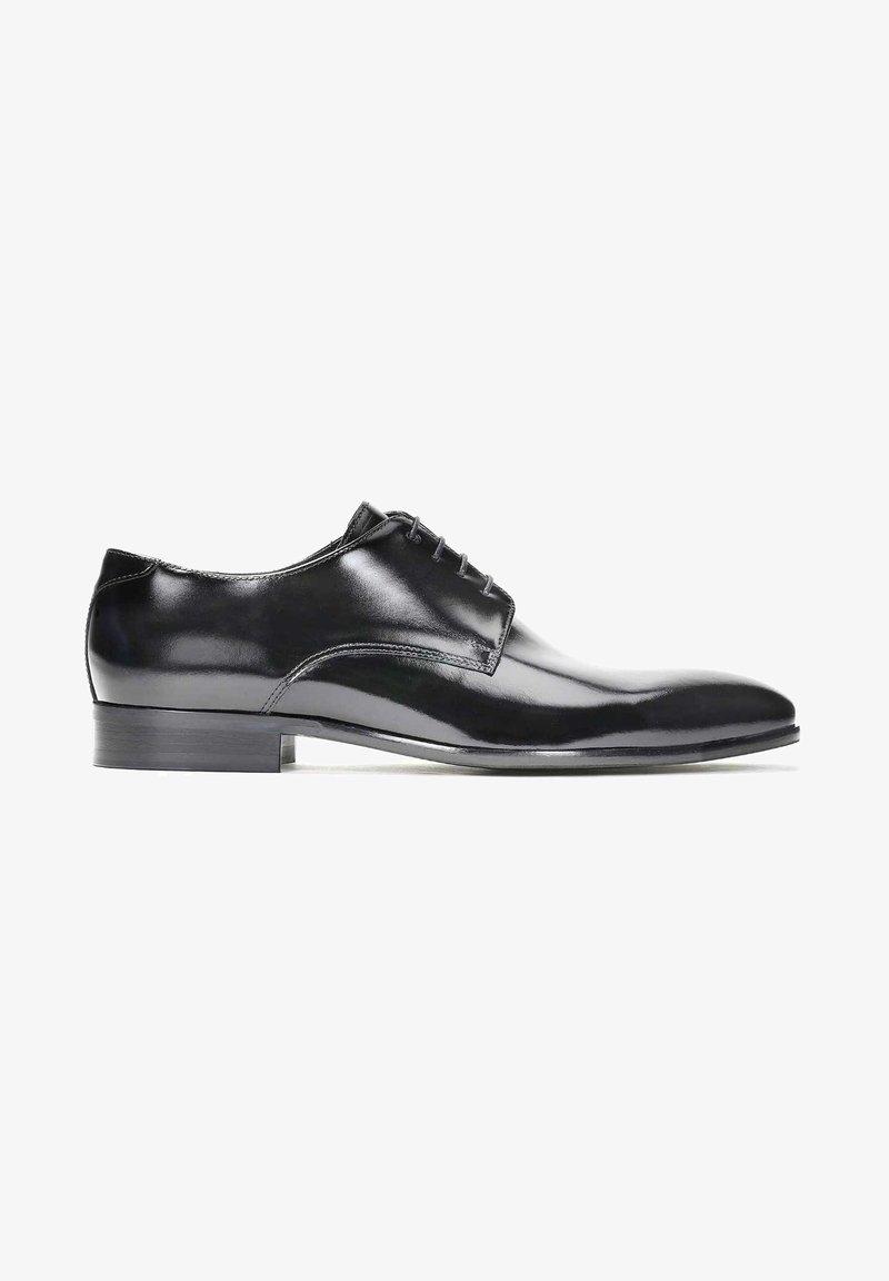 Kazar - APOLL - Šněrovací boty - Black