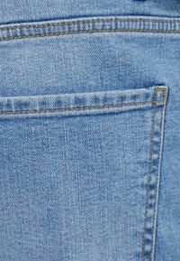 Bershka - Slim fit jeans - blue denim - 5