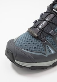 Salomon - X ULTRA 3  - Outdoorschoenen - stormy weather/ebony/cashmere blue - 5