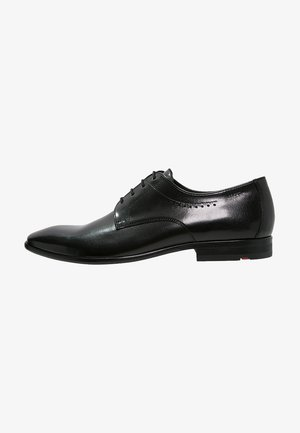 OCAS - Smart lace-ups - schwarz
