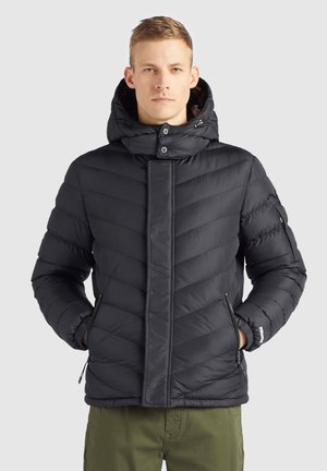 MAURIS - Winterjas - schwarz