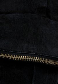 Bershka - Cargo trousers - black - 5