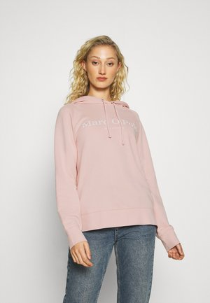 RAGLAN SLEEVE HOODED - Hoodie - rose cream