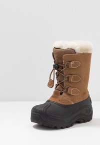 Kamik - SNOWDASHER - Winter boots - putty/beige - 2