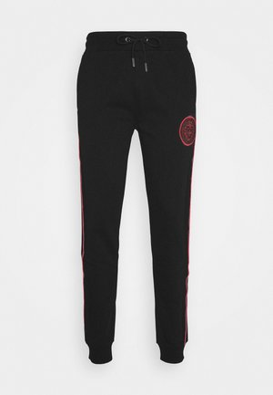JAVAN - Trainingsbroek - black