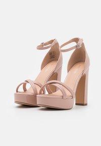 Even&Odd - Platform sandals - light pink - 2