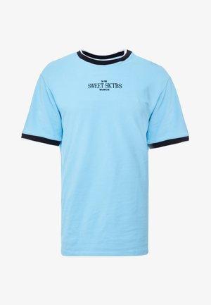 LOOSE - Printtipaita - blue