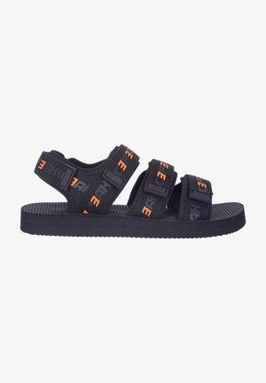 ABAY JR - Walking sandals - schwarz
