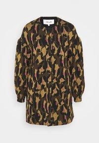 Diane von Furstenberg - CARMELLA COAT - Classic coat - cocoa brown - 4