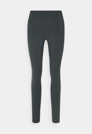 POWER WORKOUT LEGGINGS - Leggings - slate grey