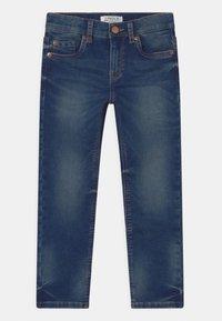 Lindex - MINI JERRY   - Straight leg jeans - blue denim - 0