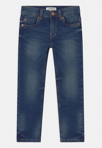 MINI JERRY   - Jeans straight leg - blue denim